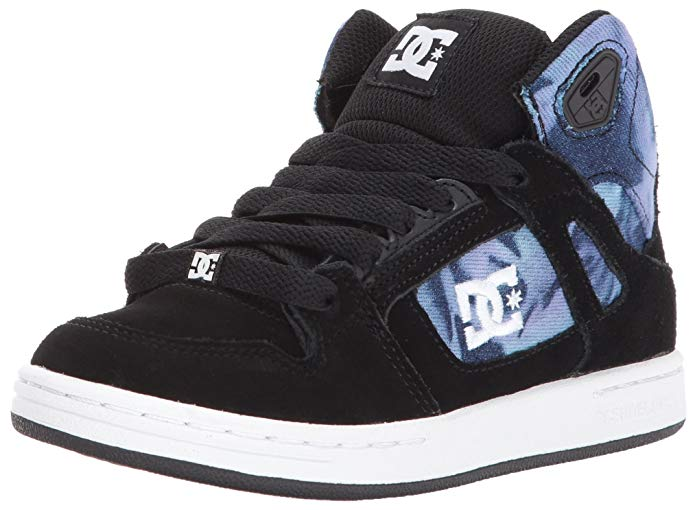 DC Youth Rebound SE High-Top Shoes