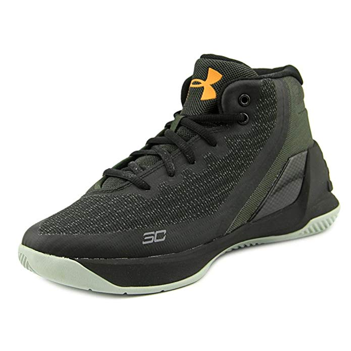 Under Armour Boy's Curry 3 Basketball Shoe