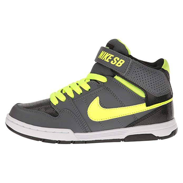 NIKE Kids' Mogan Mid 2 Jr Skateboarding Shoes