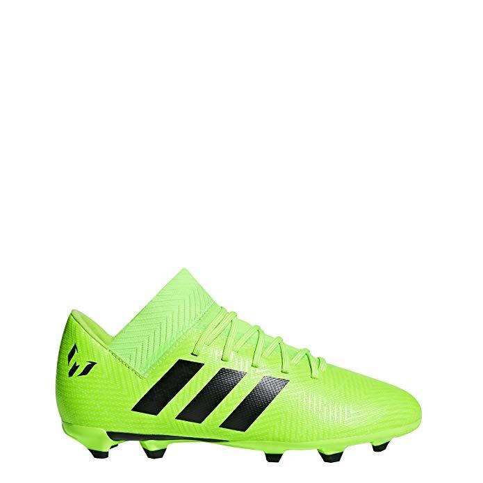 adidas Originals Kids' Nemeziz Messi 18.3 Fg J Soccer Shoe,