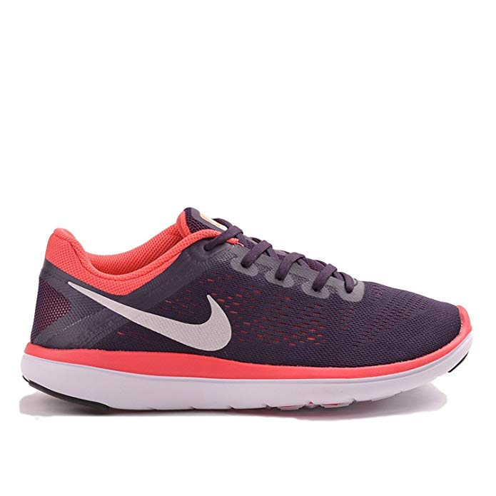 NIKE Girl's Flex 2016 RN Athletic Shoe