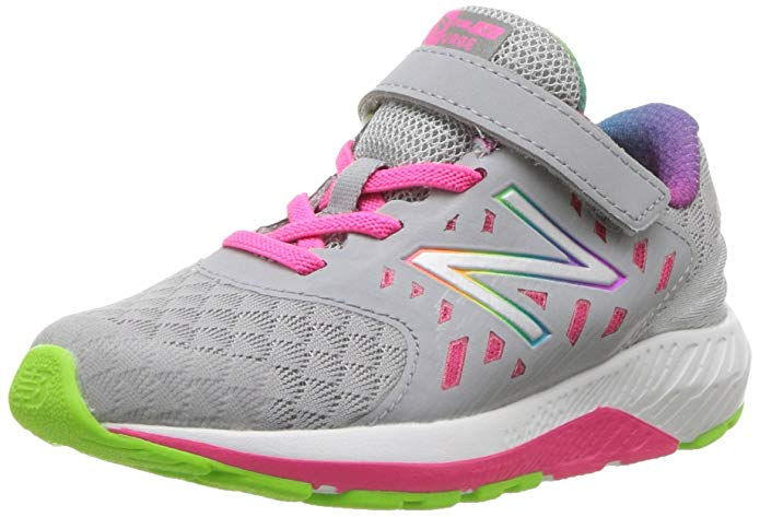 New Balance Kids' Urge V2 Hook and Loop Road Running Shoe