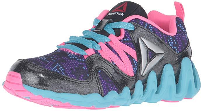 Reebok Zig Big N' Fast Fire GR-K Track Shoe