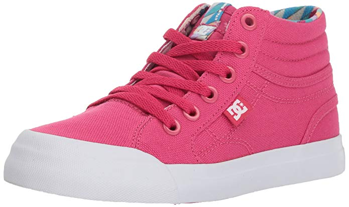 DC Kids' Evan HI SP Skate Shoe