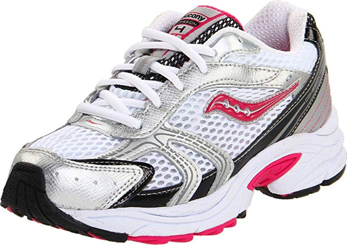 Saucony Cohesion 4 Running Shoe (Little Kid/Big Kid)