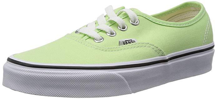 Vans Authentic Women's Shoes Paradise Green True White
