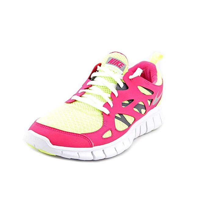 NIKE Free Run 2 (Gs) Kids Running Shoe 477701 700