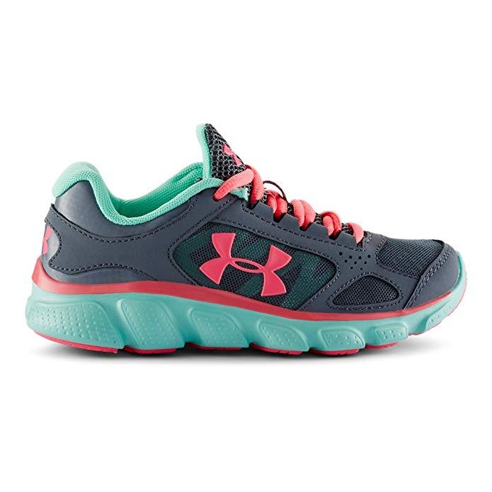Under Armour Kids Girl's UA GPS Assert V Sneaker