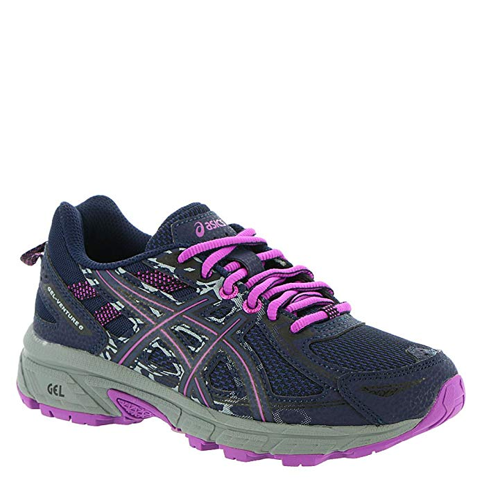ASICS Kids' Gel-Venture 6 Gs Running Shoe