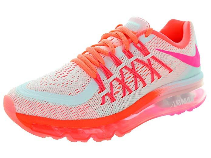 Nike Air Max 2015 (GS) Girls Running Shoes