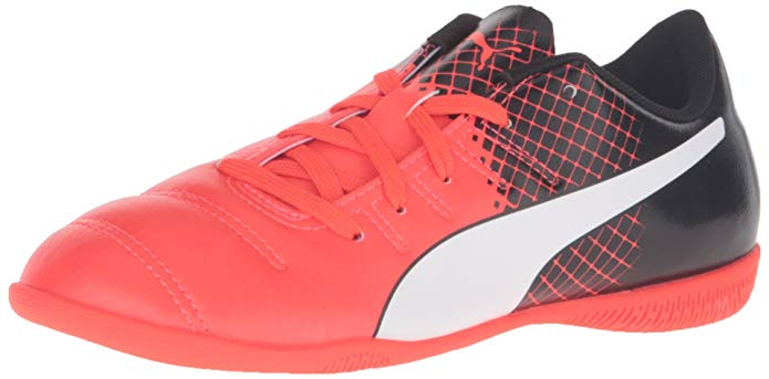 PUMA Evopower 4.3 Tricks It Jr Soccer Shoe (Little Kid/Big Kid)