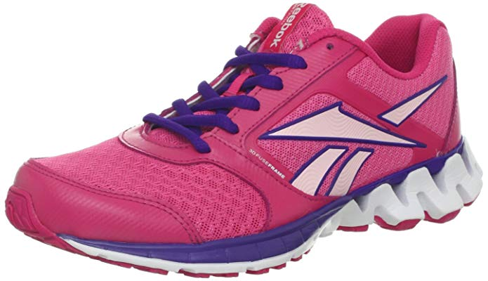 Reebok ZigKick Alpha Running Shoe (Big Kid)