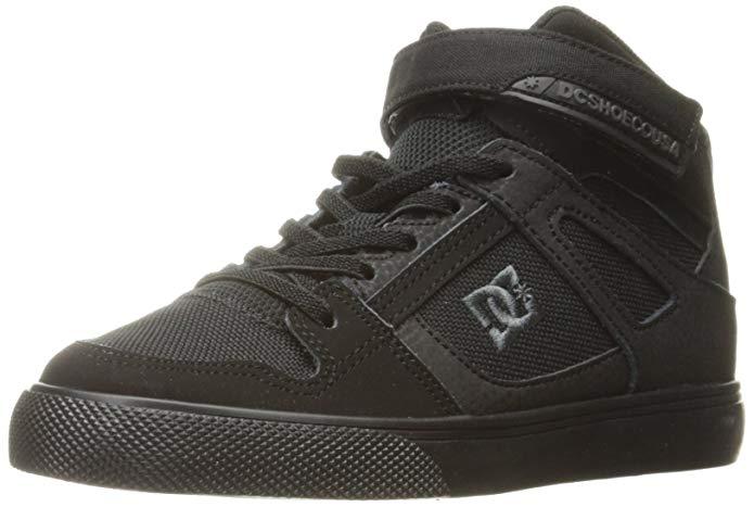 DC Kids Youth Spartan High Ev Skate Shoes Sneaker,