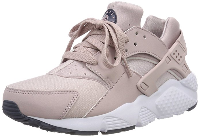 NIKE Huarache Run (GS) Girl's Grade School (Big Kids) Running