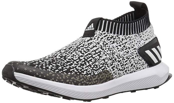 adidas Kids' RapidaRun Laceless Running Shoe,