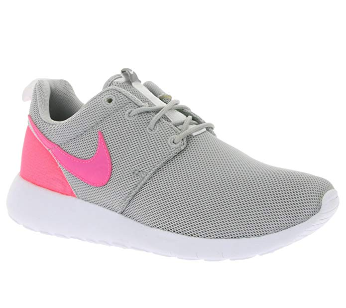 NIKE 599729-012: Roshe One (GS) Grey/Pink Casual Running Unisex Youth/Adult