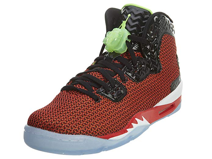 Jordan Spike Forty Big Kids Style, University Red/Ghst Grn/Black/White, 7
