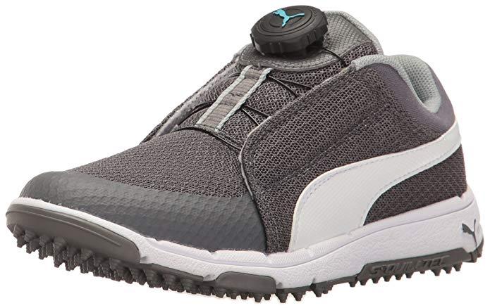 PUMA Golf Grip Sport JR. Disc Shoes