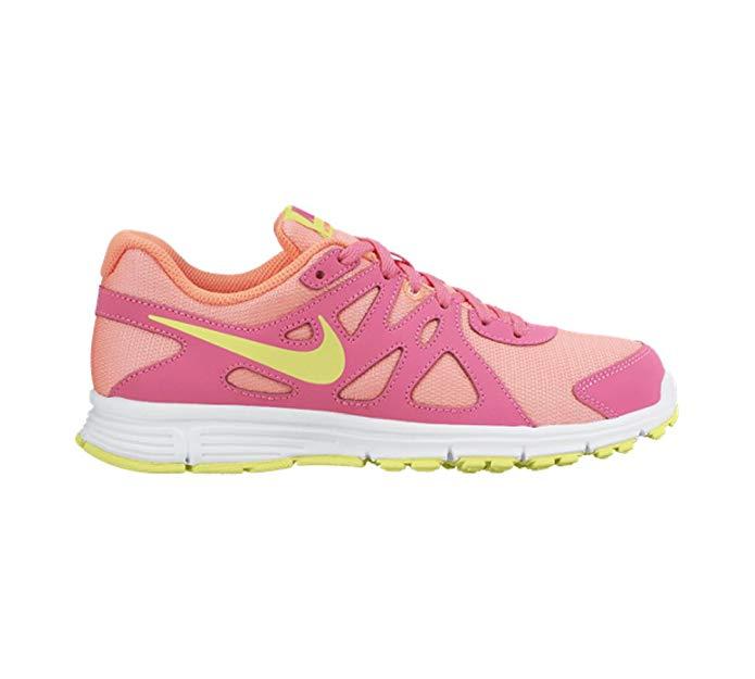 NIKE Girl's Revolution II Running Sneaker
