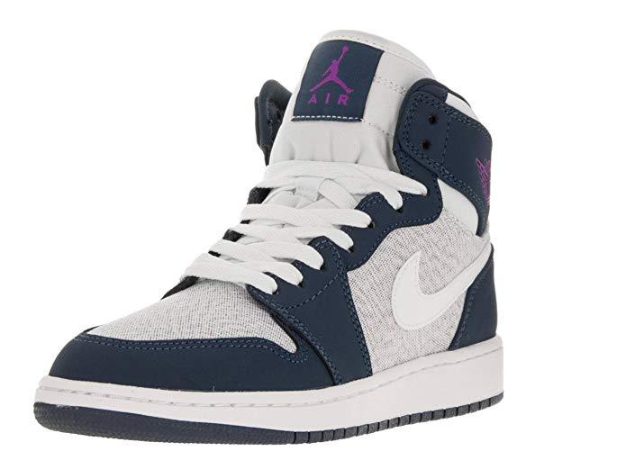 Jordan Nike Kids Air 1 Retro High GG Basketball Shoe