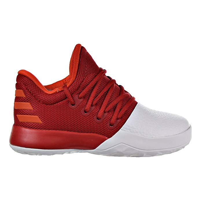 adidas Harden Vol 1 Ps Scarlet/White Ps Basketball (BW0627)
