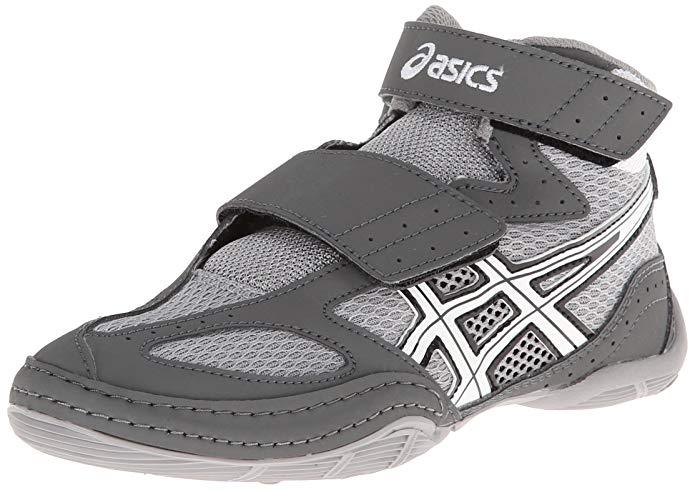 ASICS Matflex 4 GS Wrestling Shoe (Toddler/Little Kid/Big Kid)