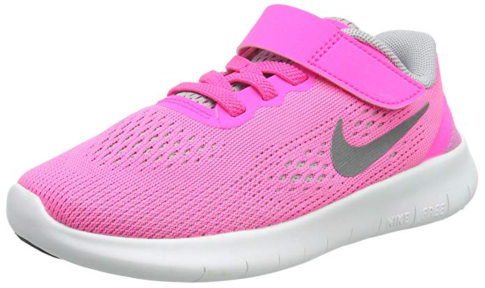 NIKE Girl's Free RN 2017 (PSV) Running Shoes